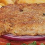 Breaded Pork Loin Steak 36/4oz*9#/cs